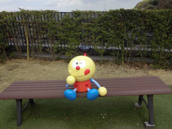 Museo Doraemon azotea 06