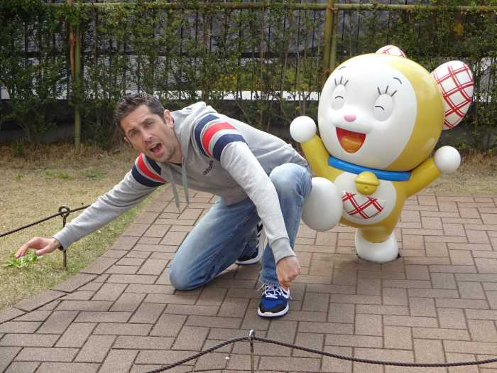 Museo Doraemon azotea 07