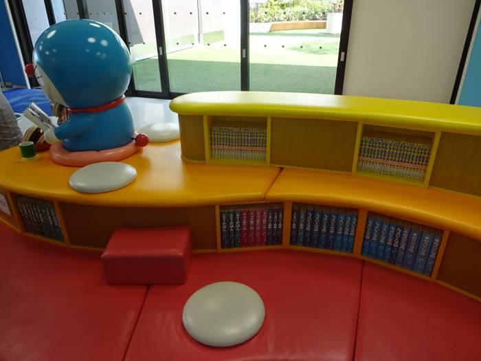 museo doraemon biblioteca 03