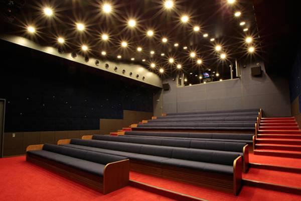 sala cine museo doraemon