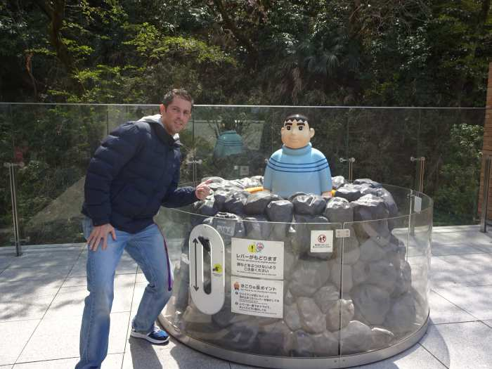 woodcutter spring doraemon museo
