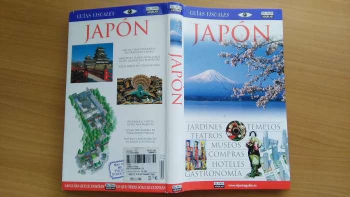 guia japon pais aguilar portada