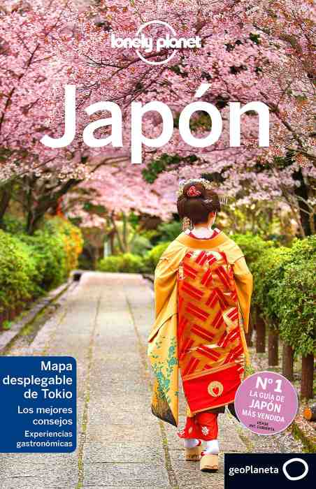 Japon 5. Lonely Planet - Guias de pais