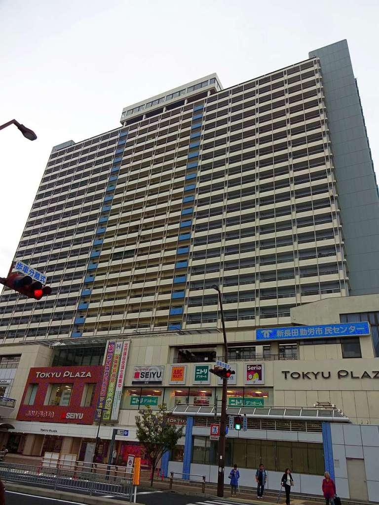 tetsujin 28 estatua kobe shin nagata edificio