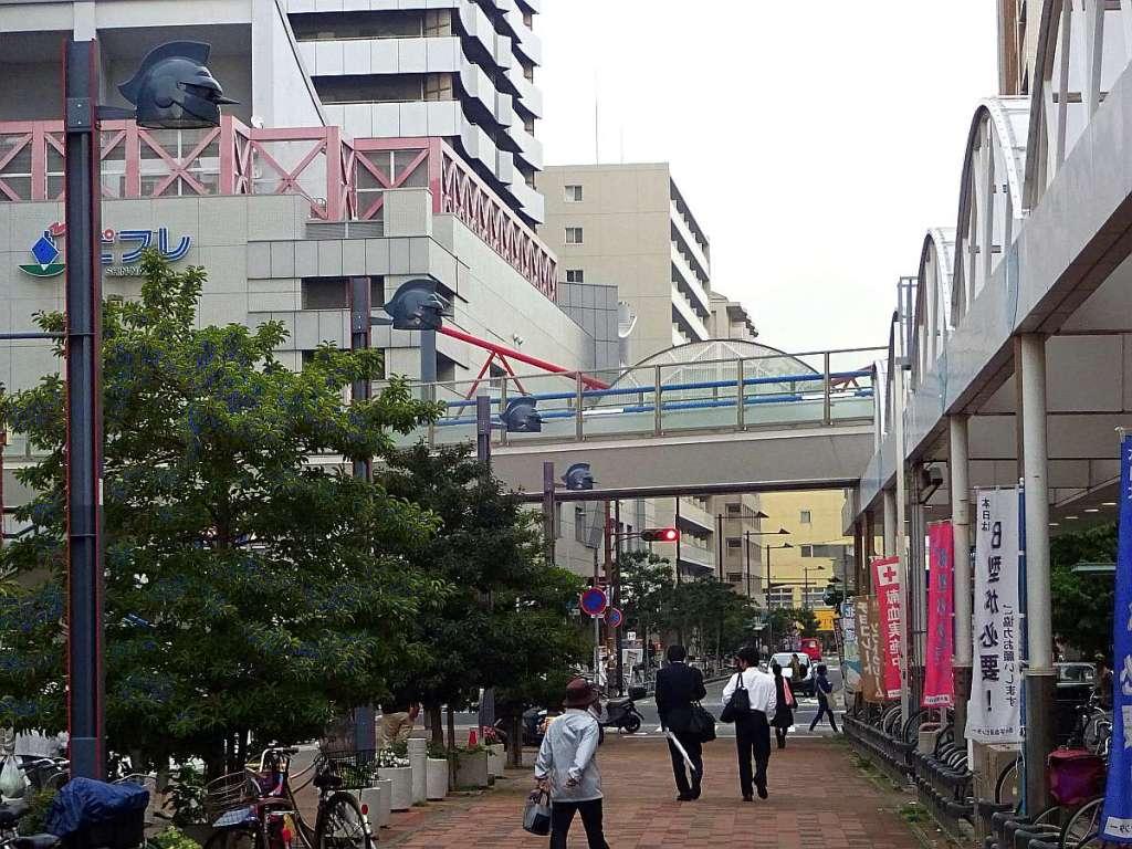 calle tetsujin 28 kobe