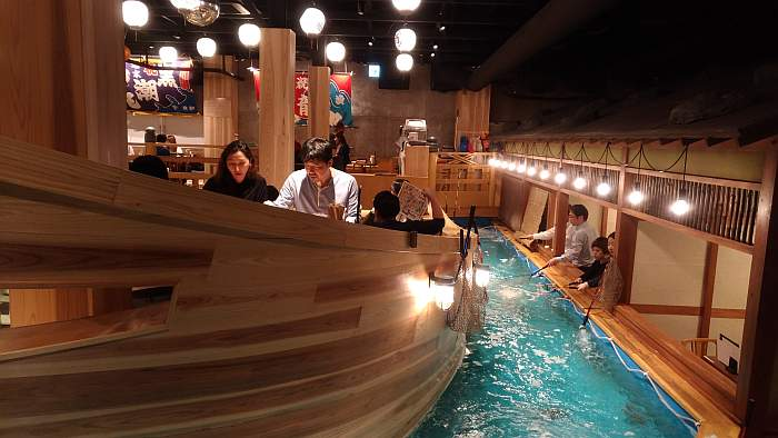 restaurante tsuri kichi osaka - pescando 03
