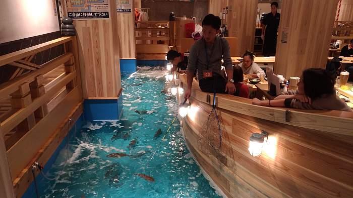 restaurante tsuri kichi osaka - pescando 04