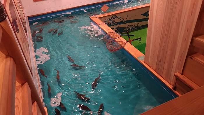 restaurante tsuri kichi osaka - pescando 07