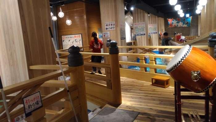 restaurante tsuri kichi osaka - taiko