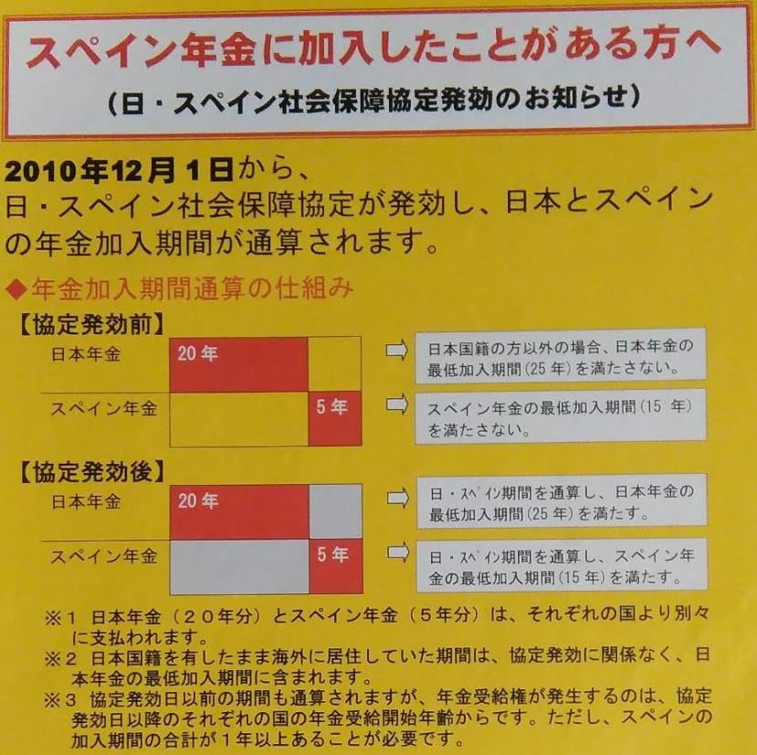 pension acuerdo espana japon recorte