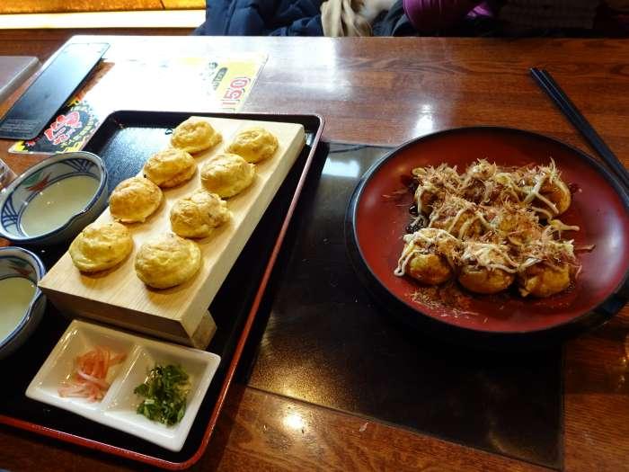 takoyaki pulpo osaka