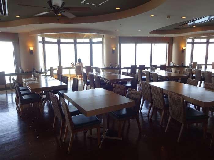 enoshima island spa restaurante