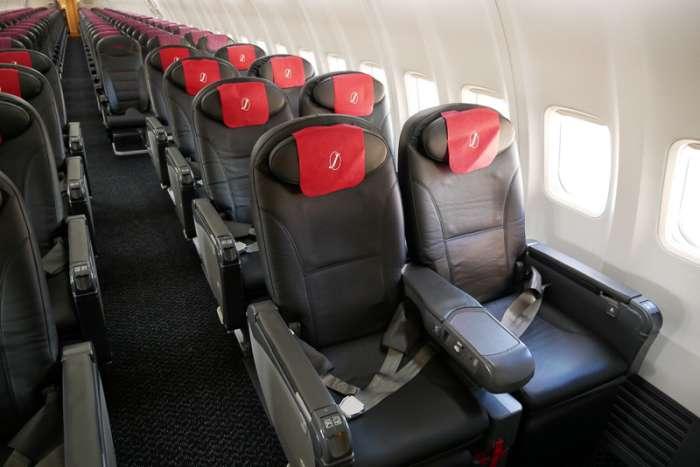 class J asiento aerolinea JAL