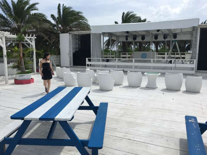Cozy Beach Club Naha escenario