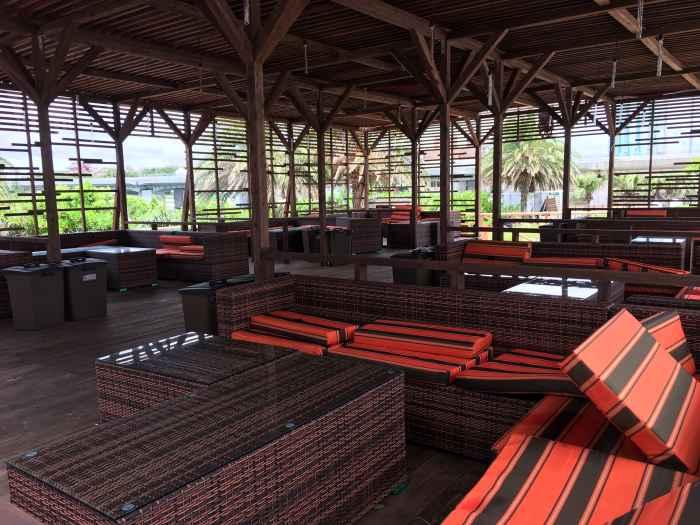 Cozy Beach Club Naha Okinawa Zona Cabana