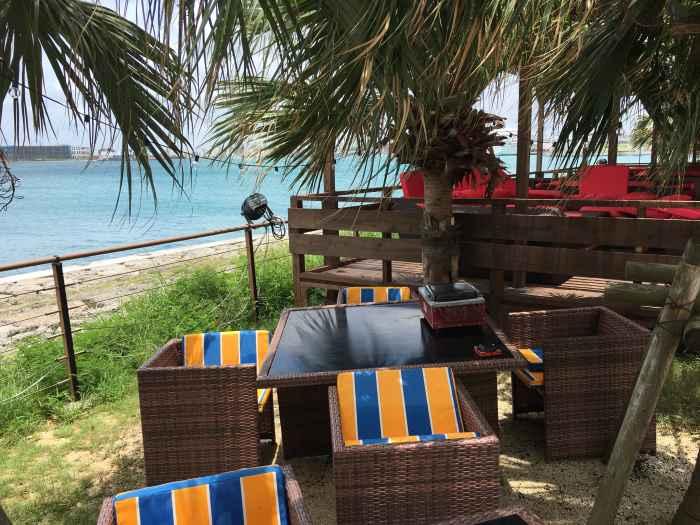 Cozy Beach Club Naha Okinawa Zona Garden para cuatro