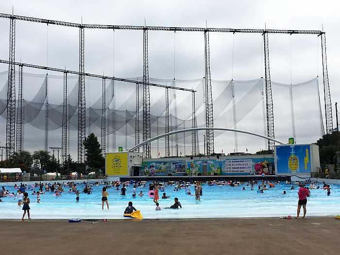 yomiuriland wai piscina olas