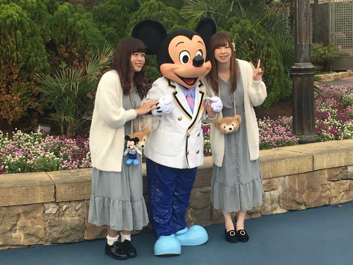 disney sea foto mickey