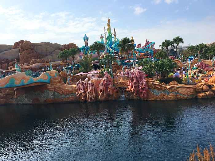 mermaid lagoon disney sea