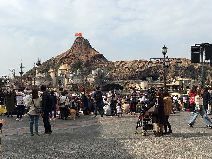 Mediterranean Harbor disney sea