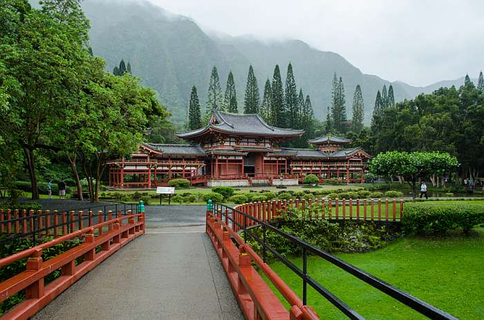 byodo-in hawaii fondo