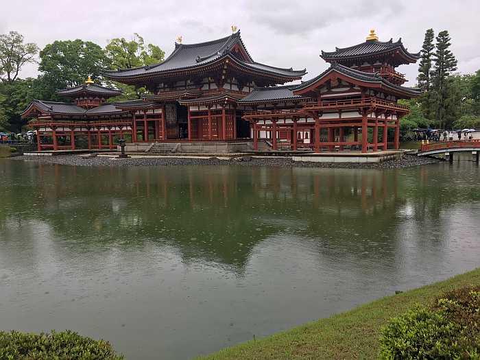 kyoto uji byodo-in derecha