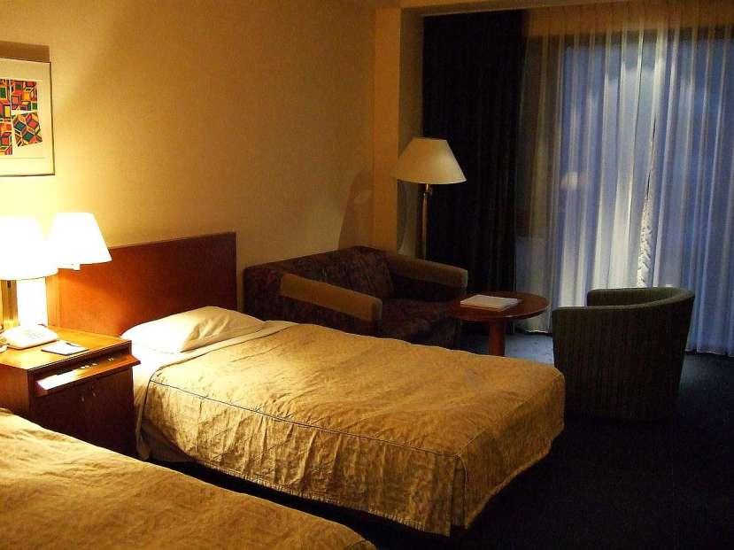 habitacion hotel hakone
