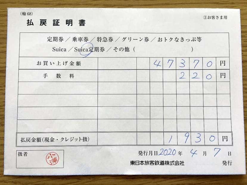 haraimodoshi devolucion teikiken japon