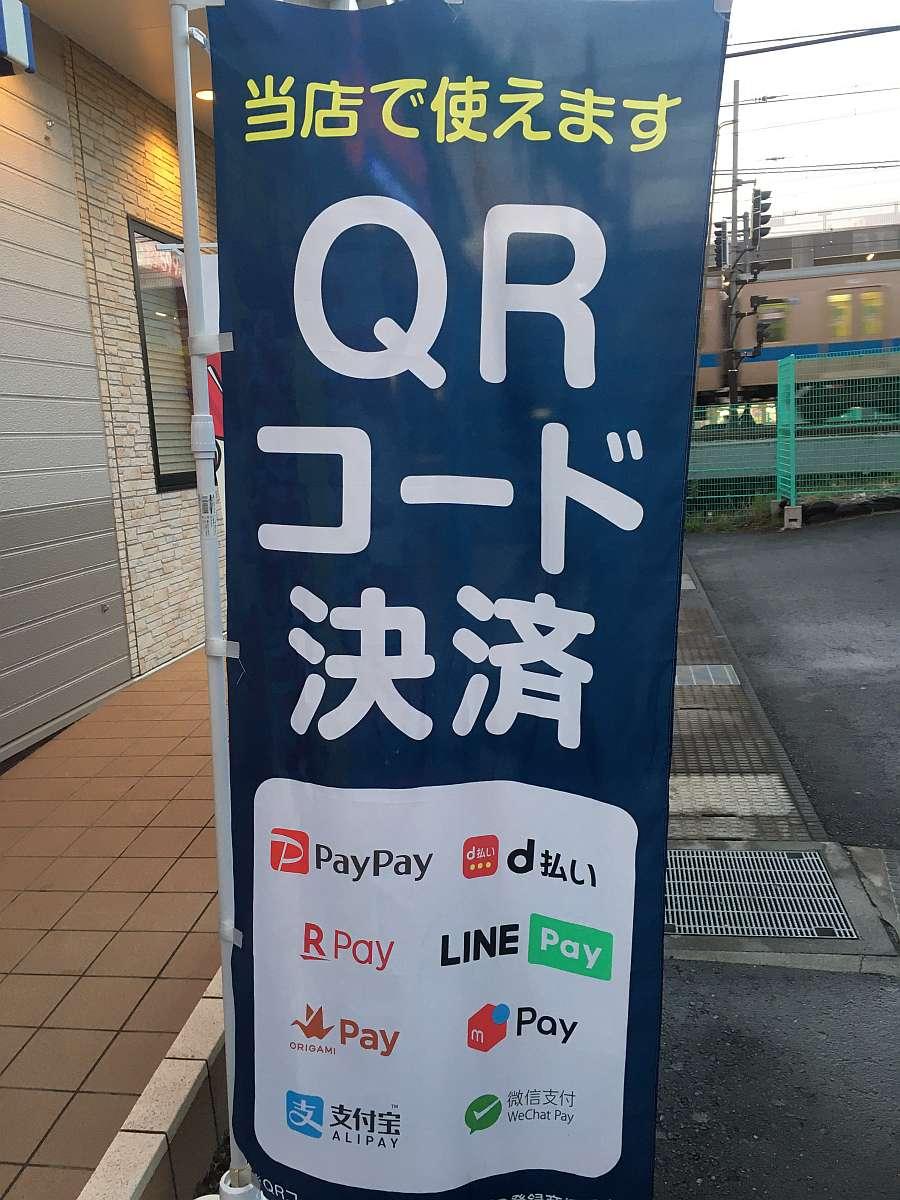 Metodos pago cashless Japon PayPay Rakuten Pay Line