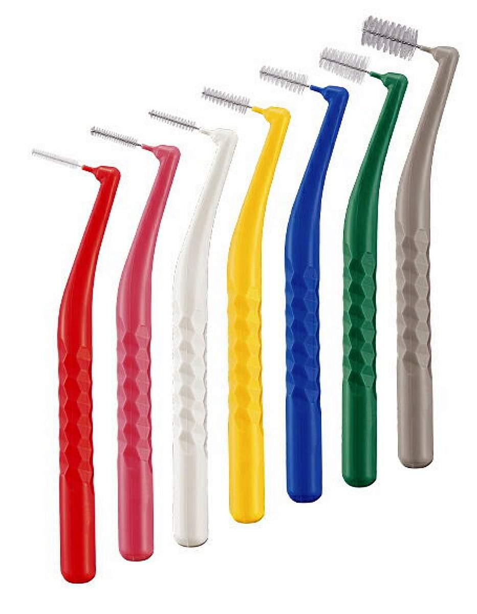 gama cepillo interdental dentex 7 diferentes tamaño