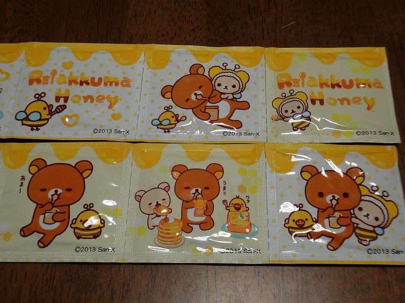 regalos japon condones japoneses rilakkuma