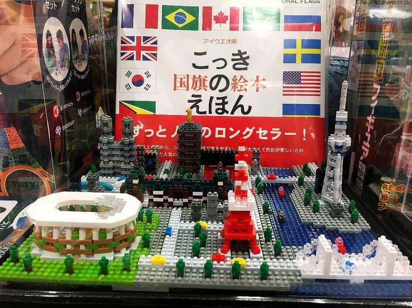 regalos japon landmark torre tokio sky tree nanoblock